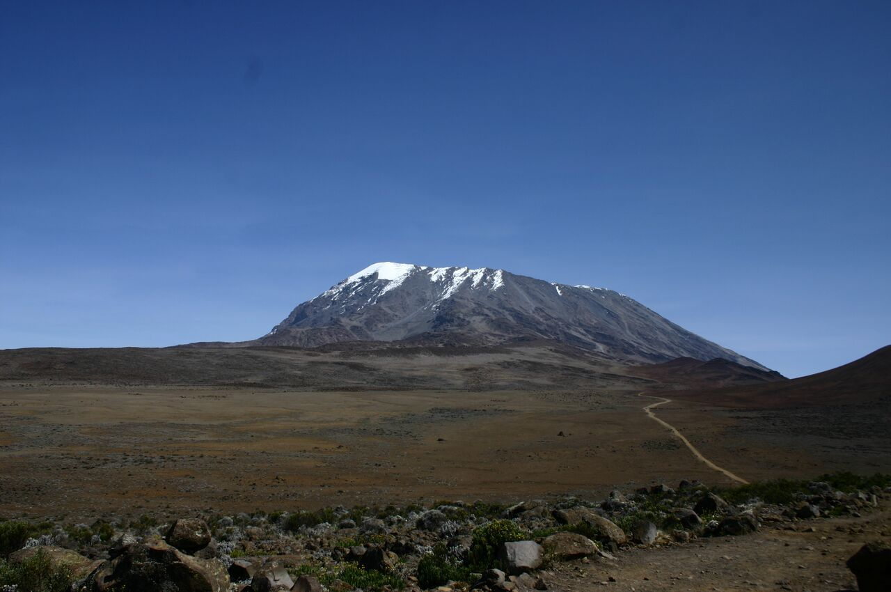Ascension du Kilimandjaro